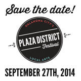 Save the date! 2014 Plaza District Festival announced for September 27!